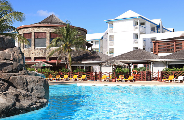 Hotel club manganao 3 magiclub voyages for Hotels guadeloupe