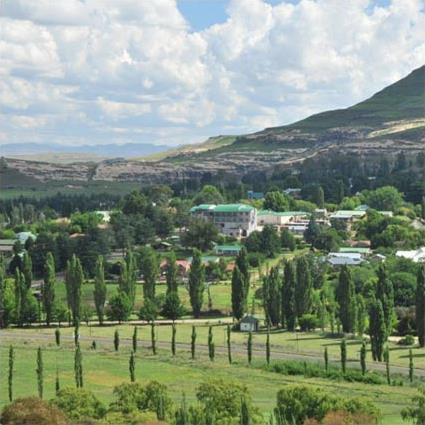 Protea Hotel Clarens 4 Golden Gate Higblands