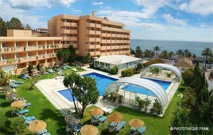 Hotel palia la roca 3 benalmadena andalousie for La roca espagne