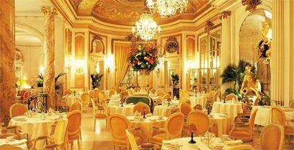 Hotel the ritz london 5 londres angleterre for Salle a manger wales