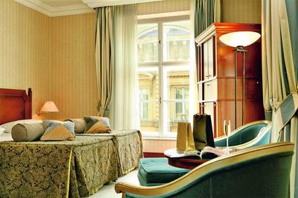 Hotel De Charme Centre Vienne Autriche