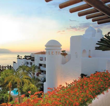 Hotel jardin tropical 4 sup playa de las americas for Hotel jardin tropical tenerife sur