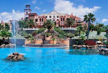Gran hotel bahia del duque 5 luxe costa adeje for Melia hotel tenerife