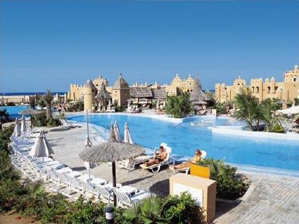 Club hotel riu funana 5 ile du sal cap vert for Piscine cap vert
