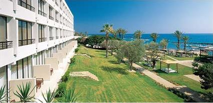 Hotel Almyra Paphos Chambres Vue Ville