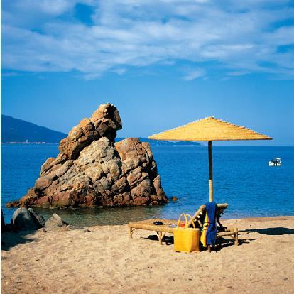 Hotel En Corse Avec Piscine Interieure