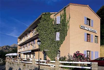 Hotel Scandola 2 Piana Corse Magiclub Voyages