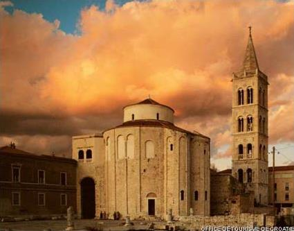 Où aller en Croatie ? Pourquoi choisir Zadar (Dalmatie Nord)? 1