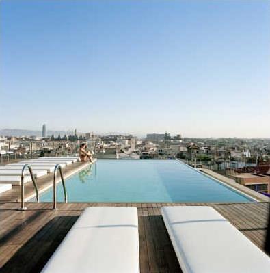 hotel grand hotel central 4 barcelone espagne magiclub voyages. Black Bedroom Furniture Sets. Home Design Ideas