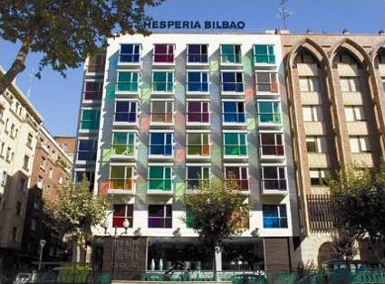 Hotel hesperia bilbao 4 bilbao espagne magiclub for Hotel design espagne