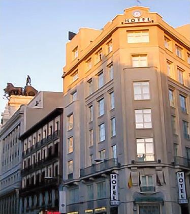 Hotel quo puerta del sol 4 madrid espagne for Hotel madrid sol
