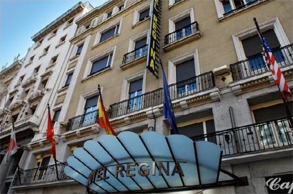 Hotel regina 3 madrid espagne magiclub voyages for Hotel regina madrid opiniones