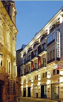 hotel petit palace bristol 3 valence espagne magiclub voyages. Black Bedroom Furniture Sets. Home Design Ideas