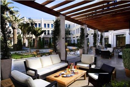 Hotel luxe valence espagne