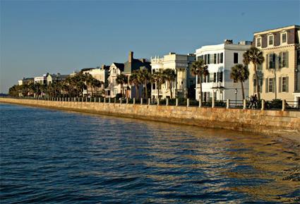 Demandez votre visa pour Charleston Office du tourisme des USA