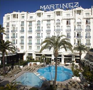 Hotel martinez 4 luxe cannes france magiclub for Hotel luxe france