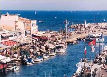 Palavas port
