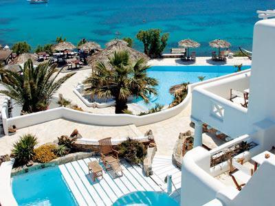 hotel club kivotos 4 mykonos gr ce magiclub voyages. Black Bedroom Furniture Sets. Home Design Ideas