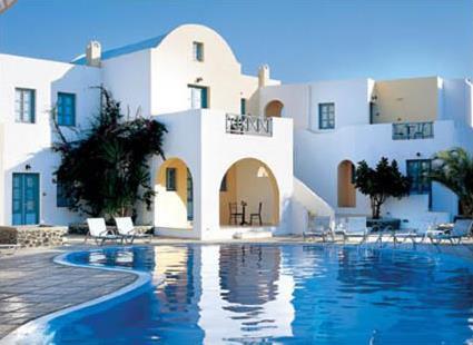 Star Hotel in Fira Santorini, El Greco Palace