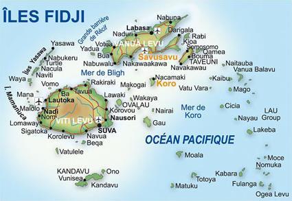Hotel Fidji Islands Resort Luxe 5 Ile De Vanua