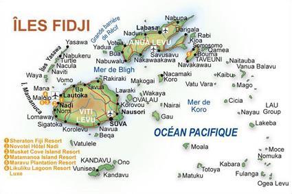 Hotel Maravu Plantation Resort 3 Les Iles Fidji