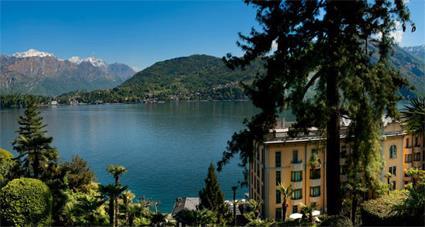 Grand hotel tremezzo palace 5 tremezzo lac de cme magiclub voyages - Lac de come hotel ...