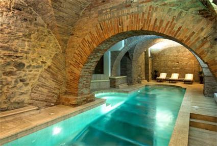Hotel brufani palace 5 luxe perugia italie - Foto di piscine interrate ...
