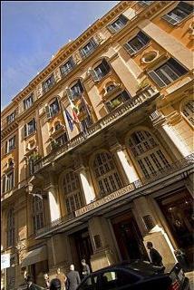 hotel intercontinental de la ville 5 luxe rome italie magiclub voyages. Black Bedroom Furniture Sets. Home Design Ideas