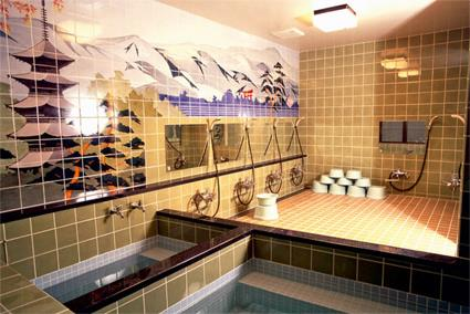 Hotel heian bo 2 kyoto japon magiclub voyages for Salle bain japonaise