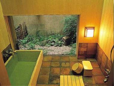 hotel tawaraya 3 kyoto japon elles possdent galement une salle de bains - Salle De Bain Japonaise
