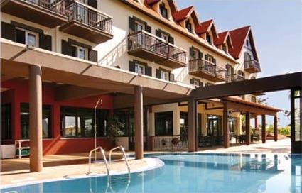 Hotel Madere Piscine Chauffee