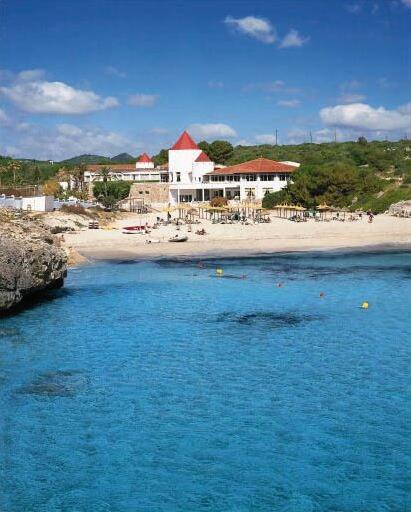 Club Hotel Riu Tropicana Calas De Mallorca