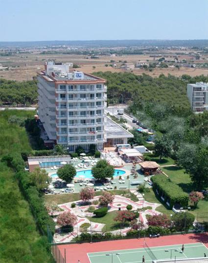 Hotel caballero 3 playa de palma majorque for Hotel design palma de majorque