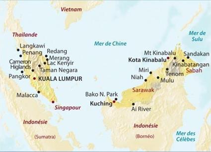 Vacance halal malaisie - vacances sejour hallal