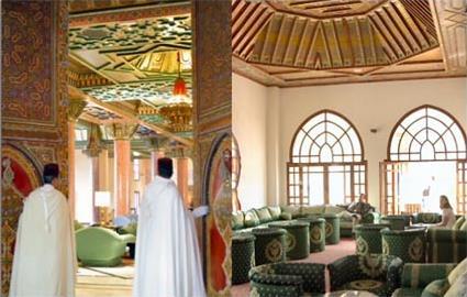 maroc agadir hotel dorint atlantic palace int