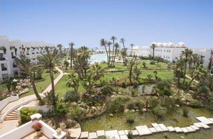 maroc agadir hotel palais des roses situation