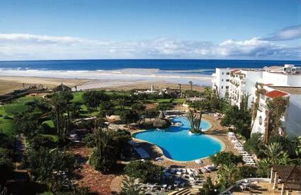 Hotel Tikida Beach Agadir Maroc