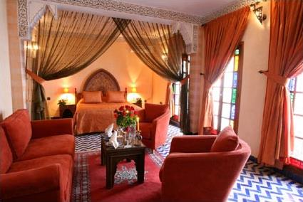 riad dar el andalous fs maroc magiclub voyages. Black Bedroom Furniture Sets. Home Design Ideas