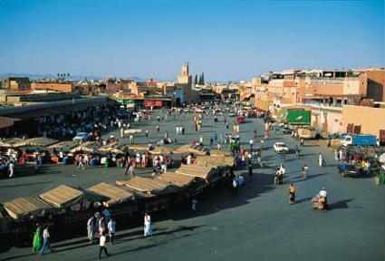 circuit les villes imp riales marrakech maroc magiclub voyages. Black Bedroom Furniture Sets. Home Design Ideas