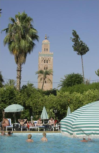 Hotel Chems Maroc Marrakech