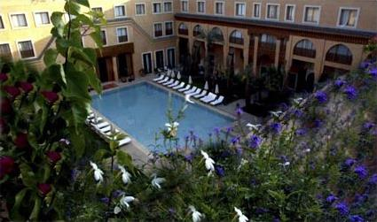 Hotel Les Jardins De La Koutoubia 5 Marrakech Maroc