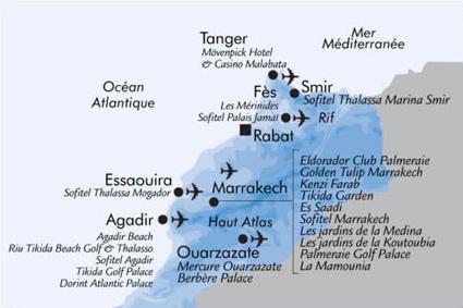 Hotel Palmeraie Golf Palace Resort 5 Maroc