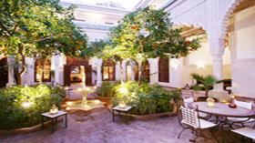 La villa des orangers marrakech maroc magiclub voyages for La villa des orangers