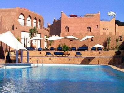 Riad kasbah le mirage marrakech maroc magiclub voyages for Riad marrakech piscine chauffee