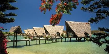 hotel le kuendu beach resort 3 noum a nouvelle cal donie magiclub voyages. Black Bedroom Furniture Sets. Home Design Ideas