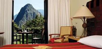 hotel sanctuary lodge orient express 4 machu picchu p rou magiclub voyages. Black Bedroom Furniture Sets. Home Design Ideas