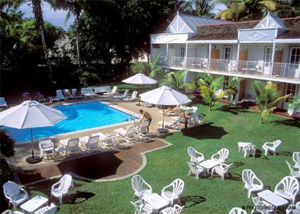 hotel alamanda 2 saint gilles r union magiclub voyages. Black Bedroom Furniture Sets. Home Design Ideas