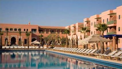 Golf amelkis marrakech maroc magiclub voyages - Les jardins de l agdal marrakech ...