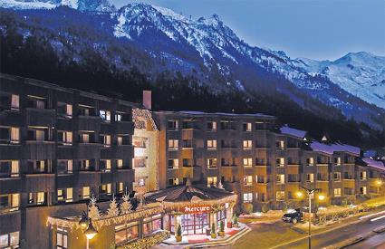 Hotel Mercure Chamonix Centre 3 Chamonix Mont Blanc