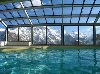 Rsidence la grande autane 4 orcires 1850 hautes for Orcieres piscine